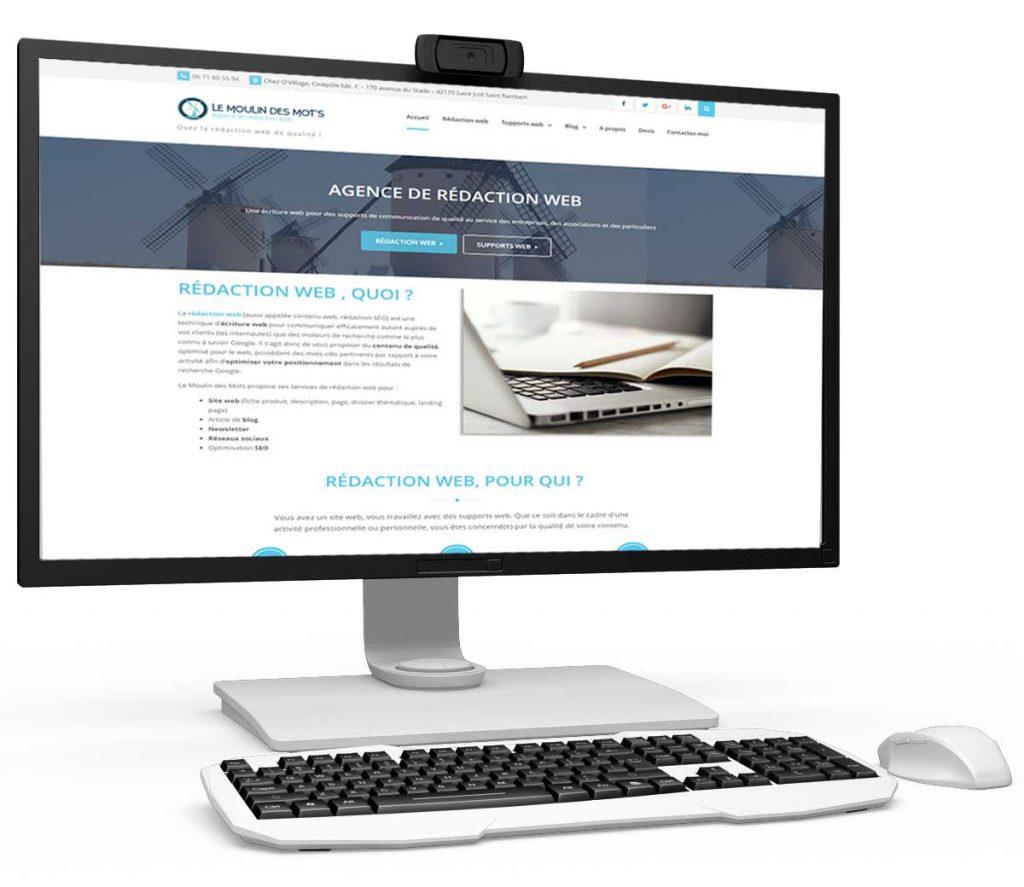 rédaction web, un service gagnant