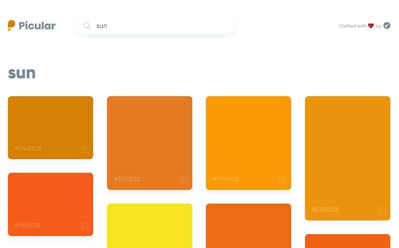picular, outil gratuit Google
